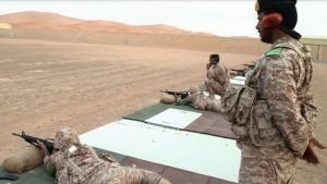 أبناء الإمارات في الخدمة الوطنية - الحلقة 4 صورة