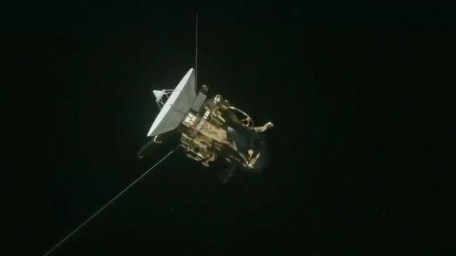 Watch Saturn: Inside The Rings - National Geographic Channel - Abu