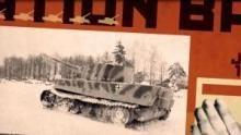 ابرسازه های نازی در جنگ روسیه برنامه