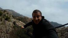 Cara Delevingne In Sardinia Mountains show