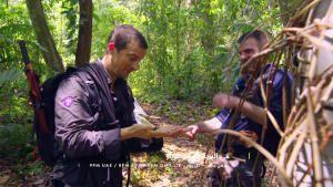Zachary Quinto In The Panama Jungle photo
