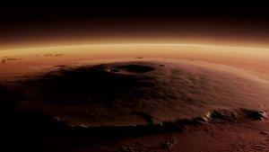 يوم على المريخ صورة