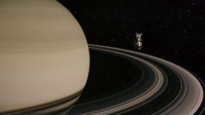 The Sacrifice of Cassini photo
