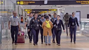 Airport Security: Peru & Brazil photo