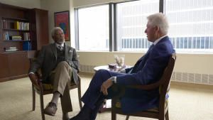 The Story Of Us With Morgan Freeman - Tonight photo