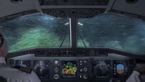 تقرير خاص بتحقيقات الكوارث الجوية صورة