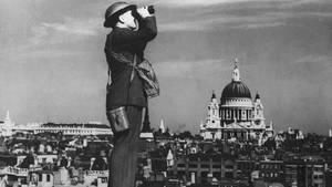 Churchill's German Army photo