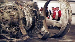 Egypt Air 990 photo