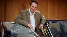 An Interview with Chris Barrie show