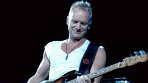 An interview with Sting photo