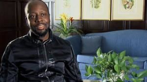 Interviews with Wyclef Jean and Michael Bublé 照片