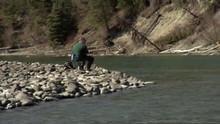 Salmon Fishing show