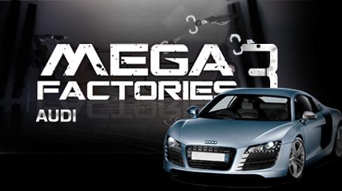 Mega Factories Locomotive
