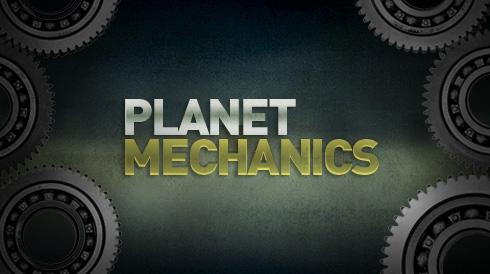 Planet Mechanics Heavy Metal House