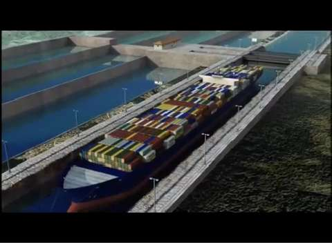 Ambitious Expansion for the Panama Canal