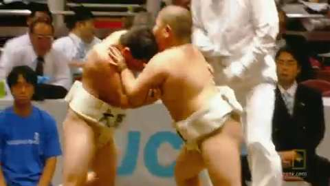 400 Compete in Sumo Youth Tournament
