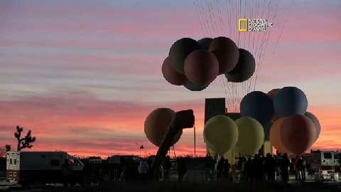 Hoisting Balloons