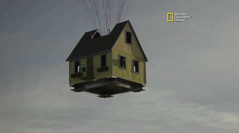 House In The Air
